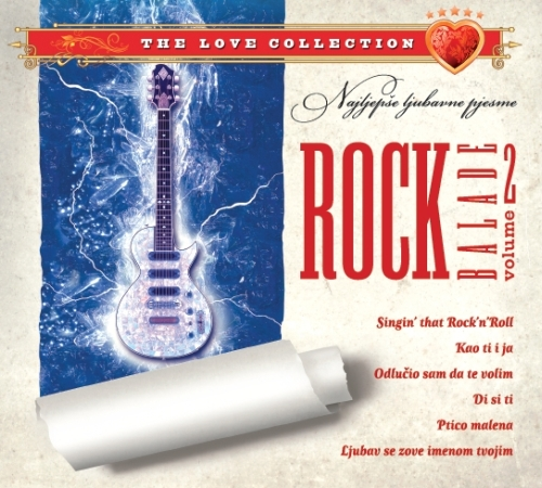 Rock balade vol. 2