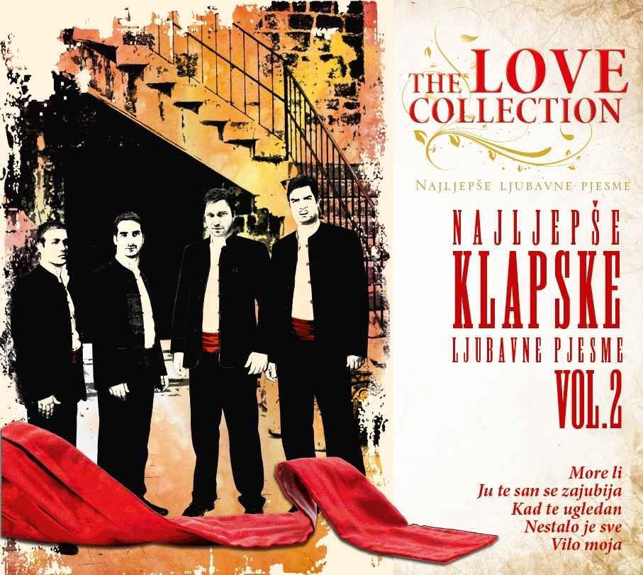 Najljep�e klapske ljubavne pjesme vol. 2 | The Love Collection