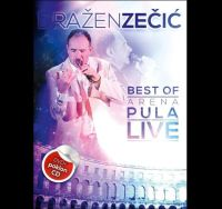 BEST OF , ARENA PULA LIVE DVD+ BONUS CD